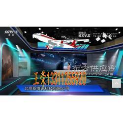 虚拟场景演播室系统 虚拟抠像系统 省虚拟系统厂家图片