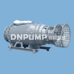 雪橇式潜水轴流泵 品牌德能 型号QZB图片