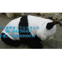 仿真大熊猫,大熊猫模型图片