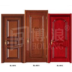 实木烤漆门-复合实木烤漆门怎么样-博浪木门图片