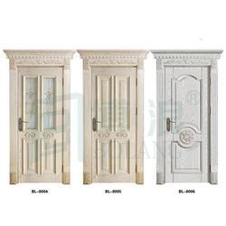 免漆门-博浪装饰专业制造-免漆门图片