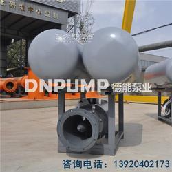 QJF浮筒式漂浮式潜水泵厂家图片