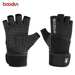 健身手套、博顿运动、健身手套护掌防滑健美手套专业厂图片