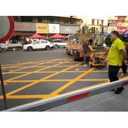 坂田划线厂家,坂田道路划线厂家,坂田专业划线施工队图片