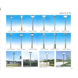 山西太阳能庭院灯-金三普灯饰厂家-山西新农村太阳能庭院灯图片