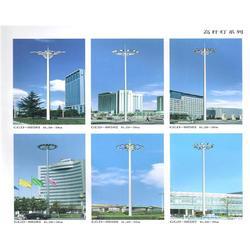 高杆灯哪卖-金三普照明工程(在线咨询)忻州高杆灯图片