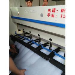 口碑好的棉被机型号 热销款直线棉被机图片