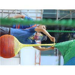 编织乐园地址_绳网部落游乐设备_北京编织乐园图片