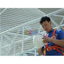编织乐园生产厂家-绳网部落游乐设备-北京编织乐园图片