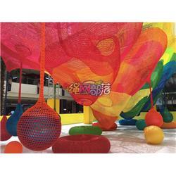 绳网游乐设备厂家-绳网部落游乐设备-上海游乐设备图片