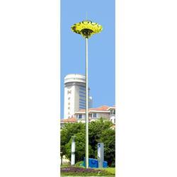 高杆灯、高邮煊庆照明、15米高杆灯图片