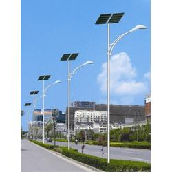 宁夏太阳能路灯,高邮煊庆照明,太阳能路灯供应商图片