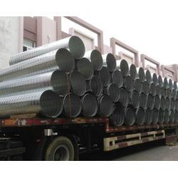 合肥风管-安徽大陆通风风管-镀锌板风管图片