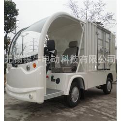 电动保温送餐车,杭州电动送餐车,无锡锡牛电动车图片