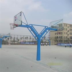一对篮球架多少钱、坤展体育器材送货上门、篮球架多少钱图片
