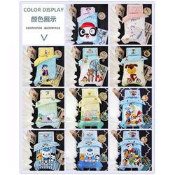 幼儿园卡通被褥订做 承德幼儿园卡通被褥 旺朵纺织图片