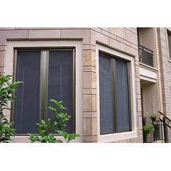 杭州纱窗|昆山市协美门窗|隐形纱窗厂家图片