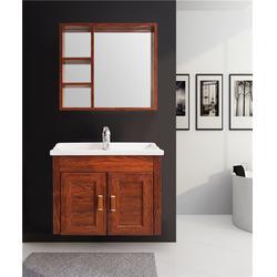 铝合金浴室柜铝材、莱特图厂家生产、重庆铝合金浴室柜图片