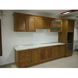 全呂合金櫥柜會變形嗎-綠色環保(在線咨詢)黃埔全鋁合金櫥柜圖片