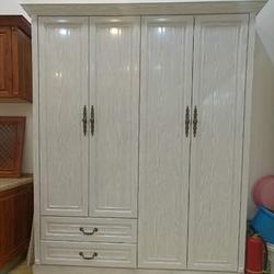 大兴安岭地区全铝合金衣柜、莱特图厂家直销、全铝合金衣柜好不好图片