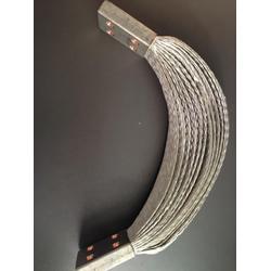 双面镀锡编织带_金石电气(在线咨询)_双面镀锡编织带生产商图片