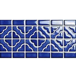 陶瓷腰线厂家、柯翰艺术建材(在线咨询)、江苏陶瓷腰线图片
