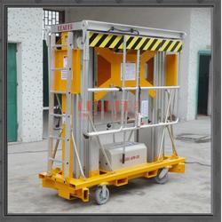 自动液压升降机、艺达脚手架厂家、青岛升降机图片