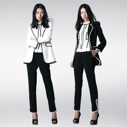 职业装订制-旺龙服饰为优雅而生-职业装订制生产商图片