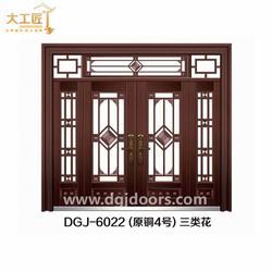高端铸铝门,大工匠别墅门款式多样,吉林铸铝门图片