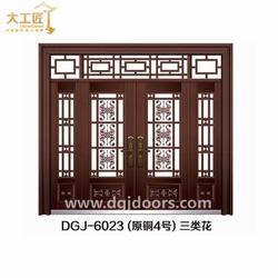 大工匠别墅门款式多样(图)|铸铝门厂家|铸铝门图片