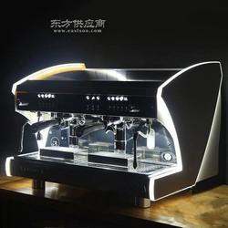 wega polaris北极星双头电控半自动咖啡机高杯版图片