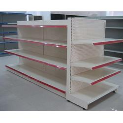 零食超市货架-合肥音飞仓储设备-安徽超市货架图片