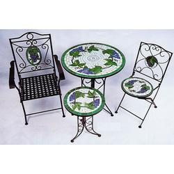天津铁艺休闲椅,柯翰艺术建材(在线咨询),铁艺休闲椅图片