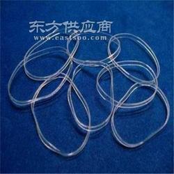透明防老化TPU橡皮筋,彩色橡皮筋供应商,发饰透明橡皮筋厂家图片