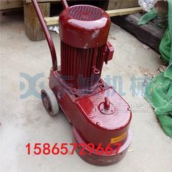 手推式水磨石机 混凝土无尘打磨机 现货供应 厂家直销图片