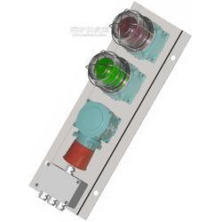 船用防爆双色组合声光警报灯柱 防爆喇叭组合式信号灯塔图片