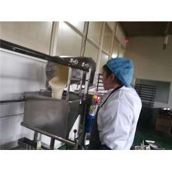 陕西蜂蜜槽子糕烤箱-蜂蜜槽子糕利润空间-传统制作工艺配方图片