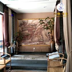 陶瓷壁画贵不贵_陶瓷壁画装饰效果怎么样?图片