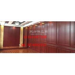 竹木纤维护墙板安装效果图图片
