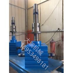 大瑞机械设备(图) JWM丝杆升降机 丝杆升降机图片