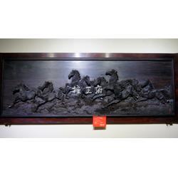 木雕工艺品质量-王为权木雕 做工精细-台州工艺品图片