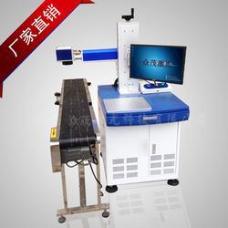 激光打标机,众茂激光设备,电声器件激光打标机图片