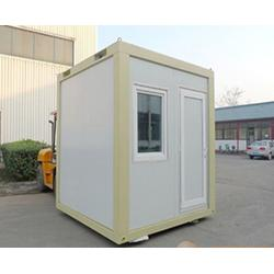折叠式集装箱厂家、合肥新一族、合格集装箱厂家图片