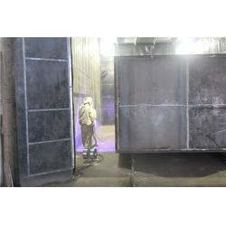 西藏热喷锌铝合金85:15,无锡华金喷涂图片