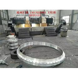 钢板卷制法兰生产 厂家图片