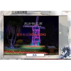 灯光展出租 鲸鱼岛出租 垂直风洞租赁 VR吊桥出租图片