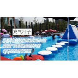 水上乐园出租主题活动支架游泳水池设施设备闯关出售图片