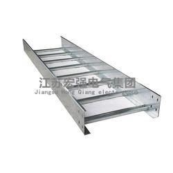 江苏宏强电气(图),梯式桥架品牌,常州梯式桥架图片