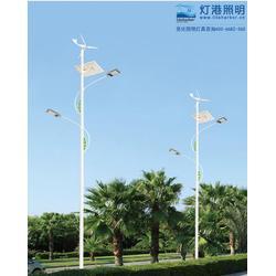 led太阳能路灯头-赣州太阳能路灯-灯港图片