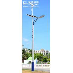 灯港_智慧LED太阳能路灯_LED太阳能路灯
